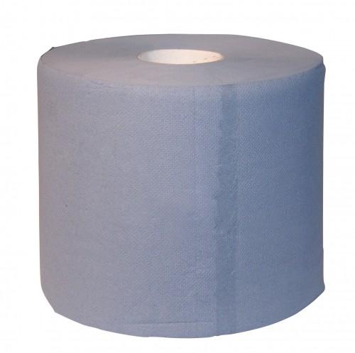 Euterpapier, blau, 2-lagig, 22x38 cm   1000 Blatt