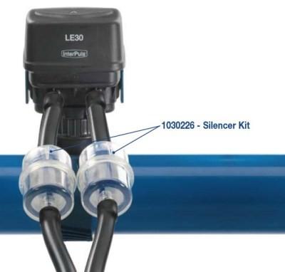 Silencer Kit zur Geräuschdämpfung bei Pulsatoren, universal   1030226