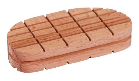 Holzklotzfür Technovit und Demotec Holzklötze Klauenbehandlung Klauenpflege NEU