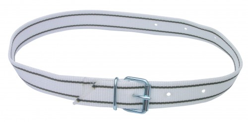 Halsmarkierungsband mit Rollschnalle | 135cm
