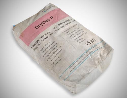 DryDes P Hygienestreu | 25 kg