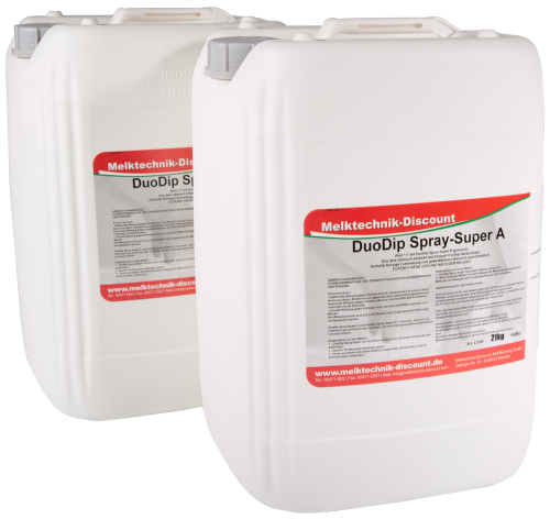 DuoDip Spray-Super | 1 x 19 + 1 x 20 kg