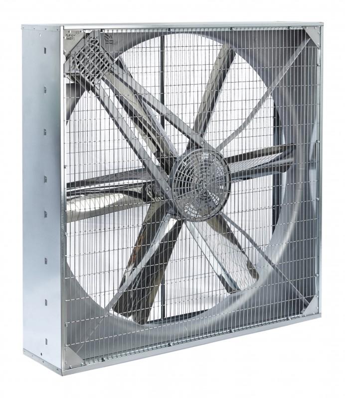 Stall Ventilator 80x80cm, 400V für eine bessere Milchleistung