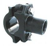 Kunststoff-Anbohrschelle mit IG R ½ DN 25
