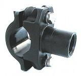 Kunststoff-Anbohrschelle mit IG R ½ DN 32