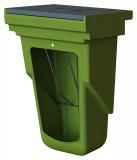 Kombi-Futterbox klein Kälberhüttenumzäunung