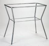 Tischgestell f. Spülwanne 65 l