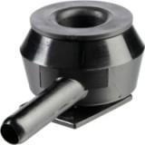 Universal Adapter für Pulsator passend für Westfalia Deckel alt m. Alu-Stutzen