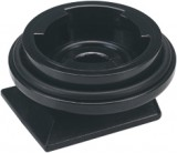 Universal Adapter für Pulsator passend für DeLaval (Bajonett)