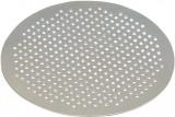 Siebeinlage Edelstahl Lochscheibe 170mm für Milchsieb