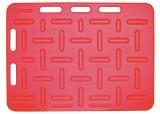 Schweine-Treibbrett 94x76 cm, rot