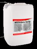 Milchsäure-Spray | 25 L