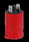 Spule passend für DeLaval, rot 24V DC | 998614-80