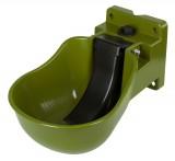 Kunststofftränkebecken K50 oliv
