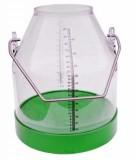Plexiglas-Melkeimer 33 Liter | grün