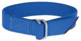 Fesselband (Gewebe) für Fußbandnummern 30 mm breit, blau
