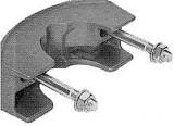 Befestigungsbügel für Rohre 2 - 3