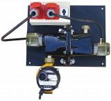 Heizgerät mit 2 EHK und starker Pumpe 6000 W / 400 V