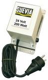 Doppeltransformator Mod. 390 230/24V, 200 Watt