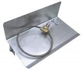Zusatzheizung für Mod. 500 mit Heizspirale 80 Watt