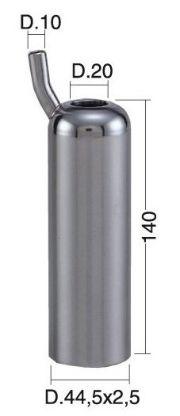 DeLaval 140x44x20mm